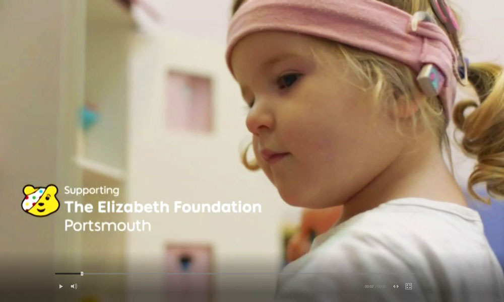 The Elizabeth Foundation stars on the small screen