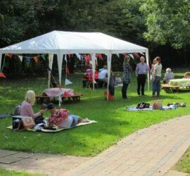 Alumni picnic