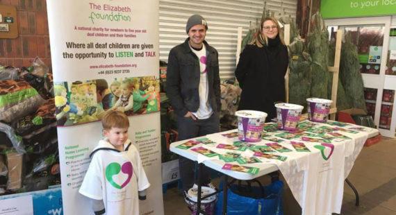 Bucket collection – Asda Portsmouth