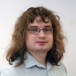 Adam Hall, volunteer at The Elizabeth Foundation