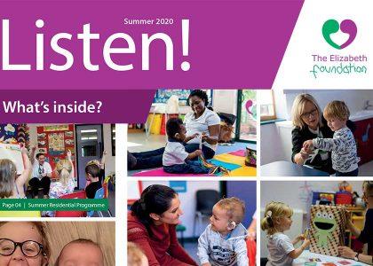 Read our Listen! Summer 2020 newsletter