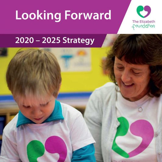 Looking Forward – The Elizabeth Foundation's strategy for 2020-2025