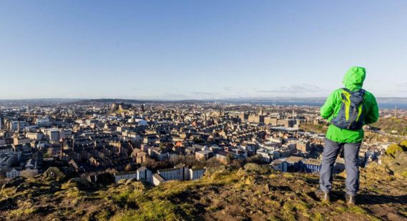 Edinburgh Seven Summits Challenge