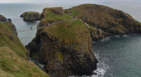 Giant's Causeway Challenge