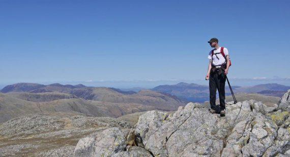 Lake District Five Peaks Challenge