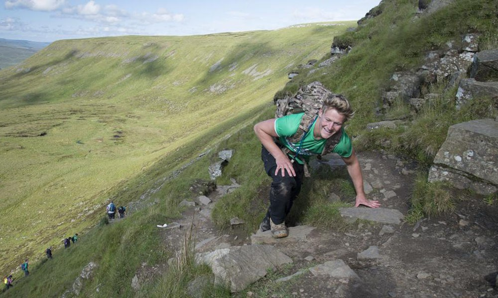 Yorkshire Dales Three Peaks Challenge - The Elizabeth Foundation for preschool deaf children