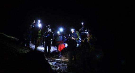 Snowdon at Night Challenge